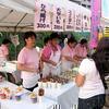 ごんご祭り【女性会(カフェごんご)・美作大学・菓子組合】