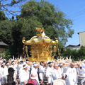 2010.10.17(日)大隅神社の秋祭り