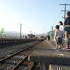 みまさかスローライフ列車【美作加茂駅】