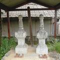 津山市(旧勝北町)の宝篋印塔