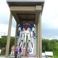 津山めぐり「久米道の駅、横野滝、グラスハウス」