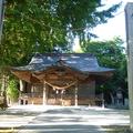 軒戸(のきど)神社(津山市加茂)