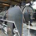 可愛い顔の「C11-80機関車」です。