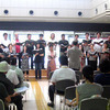 「ヴォーカルアンサンブル津山」が、ミニコンサート