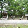 堀坂上の稲荷山