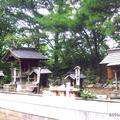 津山市堀坂「稲荷山」のお祭り