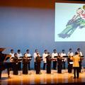 音楽祭9月20日音楽プレゼント加茂町文化センター の報告