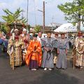 鶴山八幡宮の秋祭り