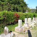 箕作家の墓所