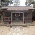 河面 奉納相撲に活躍した頭取・行司の碑