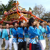 広野 田熊八幡宮秋祭り(2011年)