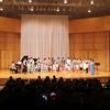 「童謡の日」コンサートで野口雨情のお孫さんと共に歌う。