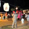 上山棚田で復活した盆踊りと幻想的なセレモニー必見!