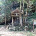 若宮神社(美作河井駅側にある)