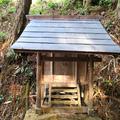 田熊 集落に散在の荒神様、大町・横尾の荒神社