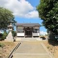 八幡神社(津山市下野田字西ノ山)