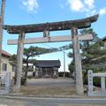 武内神社(津山市上野田字市場)