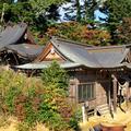 八幡神社(津山市新野山形字宮山)