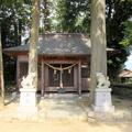 朝吉神社(上村字王子屋敷)
