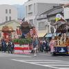 2012年 徳守神社の秋まつり