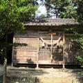 天穂日(あめのほひ)神社(津山市西中字天満)