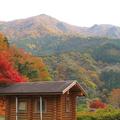 2012年 津川ダム周辺の紅葉です。