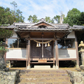 天満神社(津山市西下字畝)