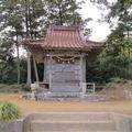 東賀茂神社隣の安井大師堂