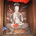福井 伝承の正伝寺(廃寺)本尊十一面観音様