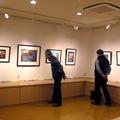 「なつかしの津山」池田泰弘きり絵展