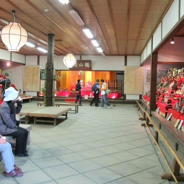 「津山城ひなまつり2014」