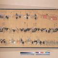 全国の中でも数少ない津山藩の「大名行列図」