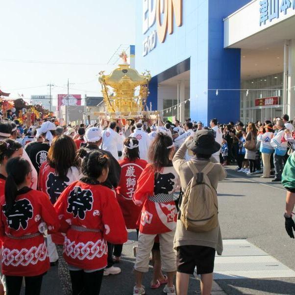 2015年 大隅神社の秋祭り