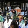 2015年 (二宮)高野神社の秋祭り