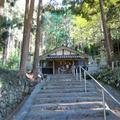 加茂の戸賀神社(子守様)