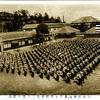 津山高等女学校創立20周年記念(大正12年4月28日)ハガキ