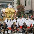 津山城完成400年記念「徳守神社の秋の大祭」