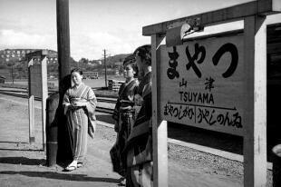 310津山駅ホーム 昭和12年.jpg