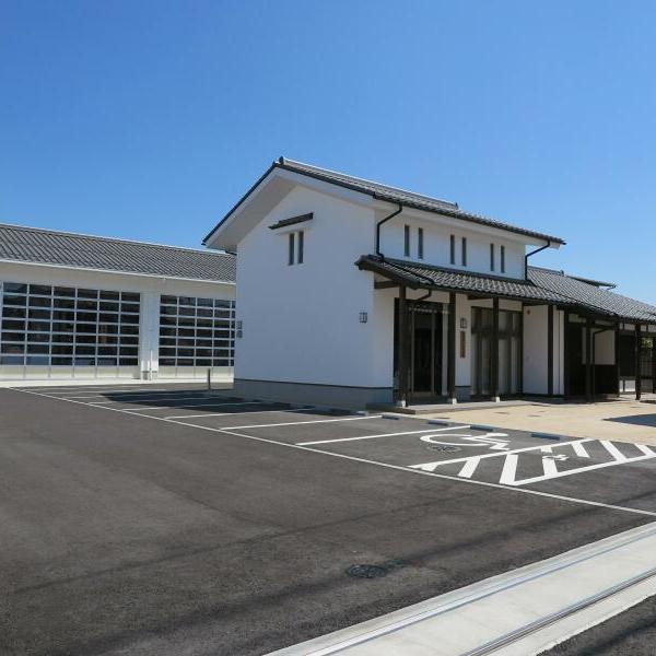 津山城下町歴史館が4月オープンしました。