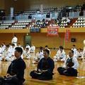 「第21回 津山武道祭」が開催されました。