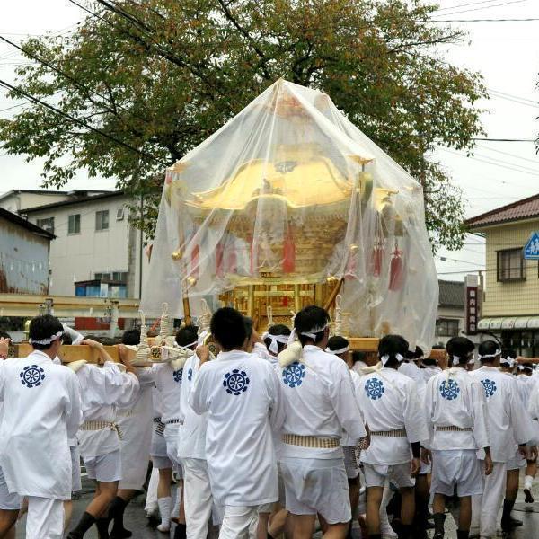 2017 大隅神社の秋季大祭