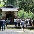 多禰神社(津山市種)