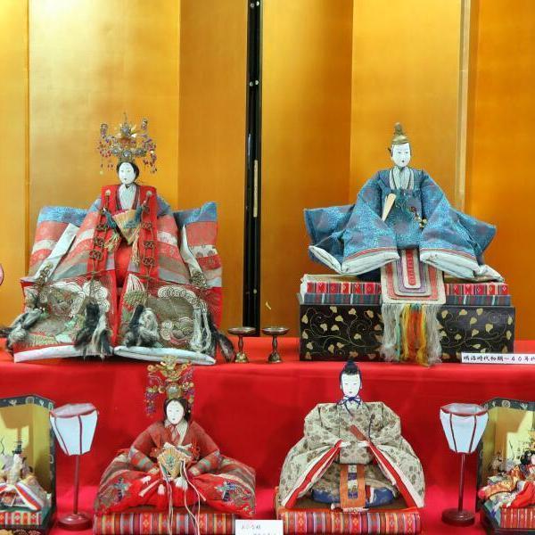 津山城ひなまつり2018