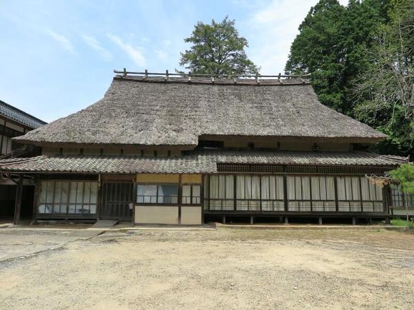 平尾家(武蔵の姉の嫁ぎ先の家)
