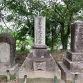 巨白庵の墓碑文から(中村)