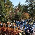 新野まつりは岡山県重要無形民俗文化財です。