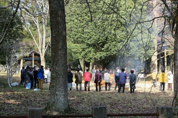 作楽神社 古筆感謝祭(神戸)