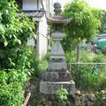 坪井金毘羅宮石灯籠(坪井)