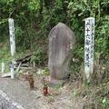 六十六部供養碑と塞の神(中北上)