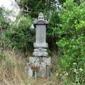 餝摩津斉七塚・鶴亀神社(鶴坂)